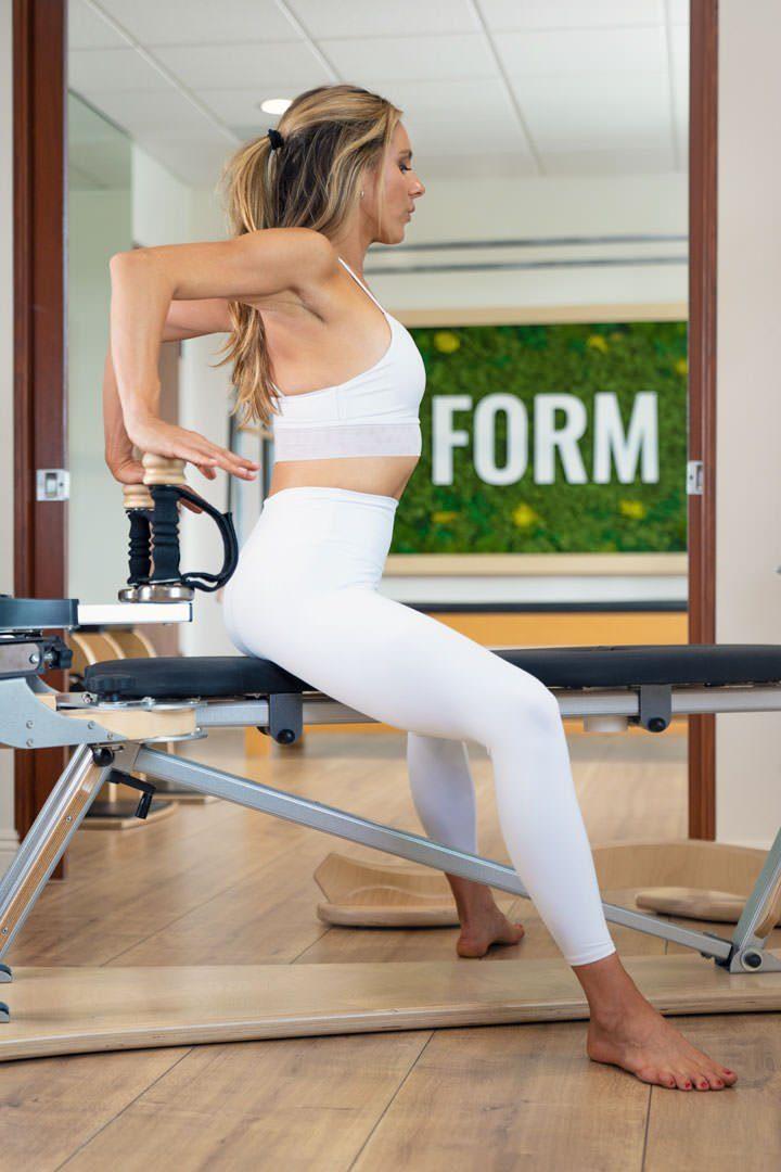 FORM Pilates LA gyrotonic expansion shoulders